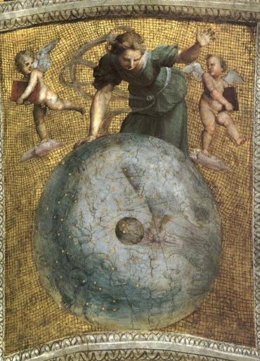 Raffaello Sanzio - prime mover - Astrology - Astronomy
